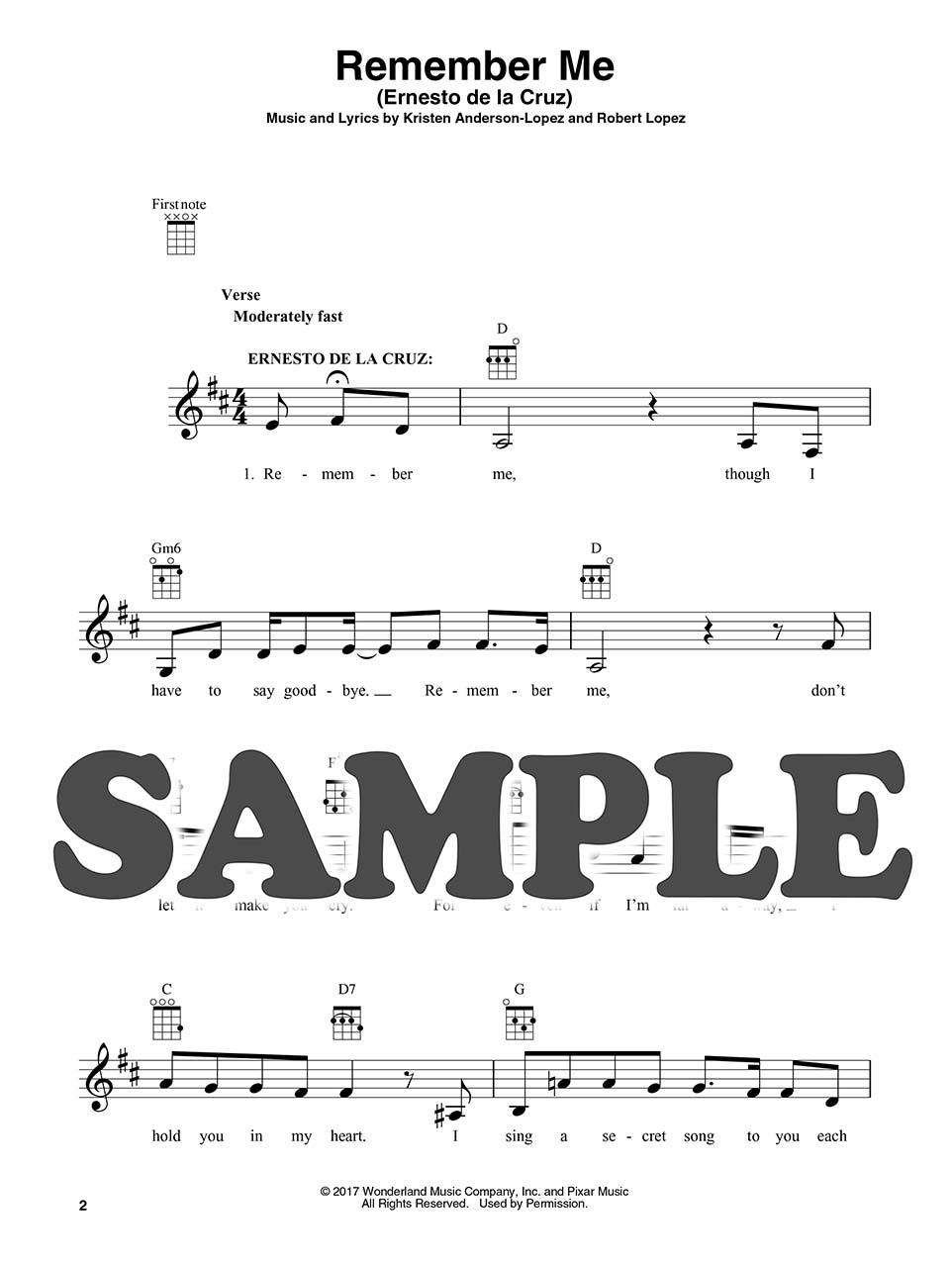 無料 ウクレレ 楽譜
