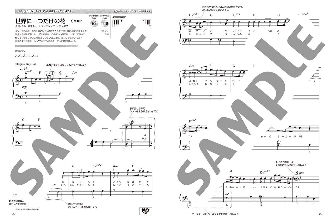 楽譜 エーデルワイス リコーダー